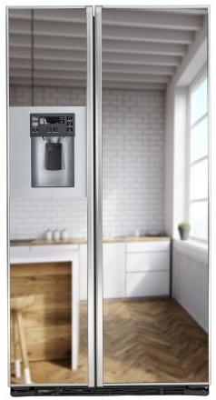 Холодильник (Side by Side) Io mabe ORE24CGFFKB