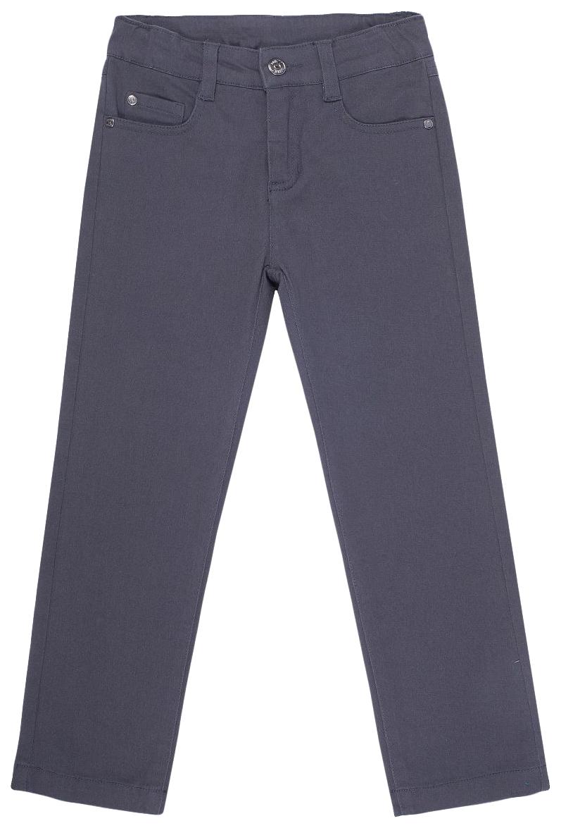 Купить Model, Брюки для девочки Barkito Котята в Амстердаме, серые р.110, Детские брюки и шорты