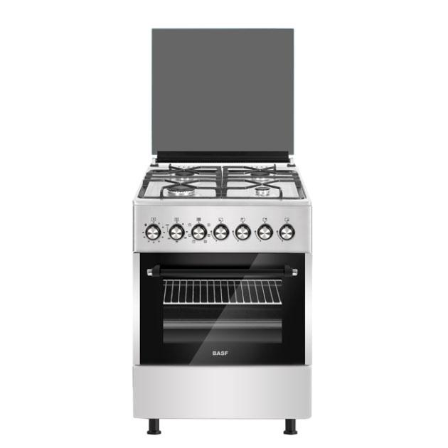 Комбинированная плита BASF 6060GE5.16 Silver