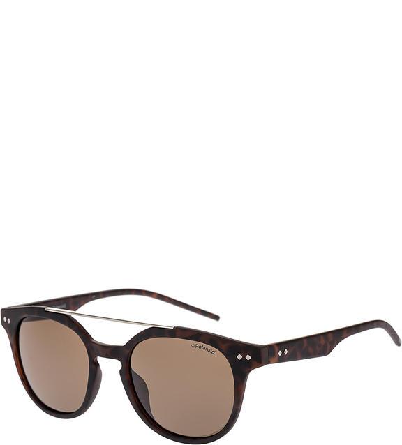 Солнцезащитные очки унисекс Polaroid PLD 1023/S 202, коричневый фото