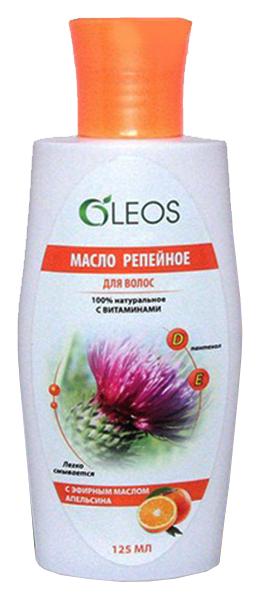 Масло репейное косметическое OLEOS с эфирным маслом
