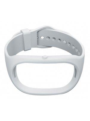 Ремешок для фитнес-браслета HEALBE GoBe 2 White