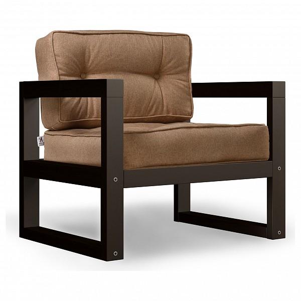 Кресло для гостиной Anderson Астер AND_122set223, коричневый