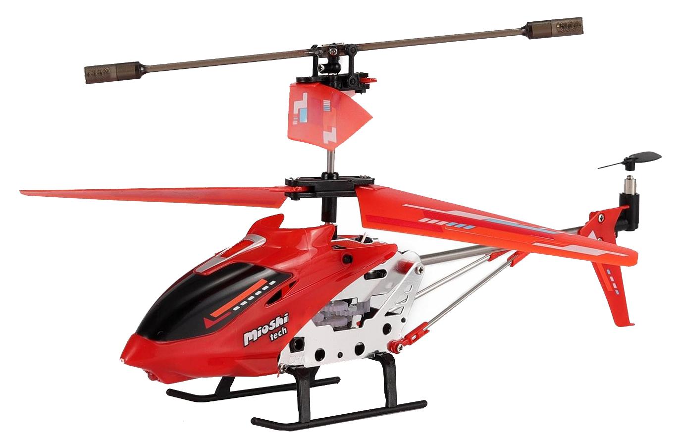 Купить Вертолет на инфракрасном управлении Mioshi Tech X22 красный, Радиоуправляемые вертолеты