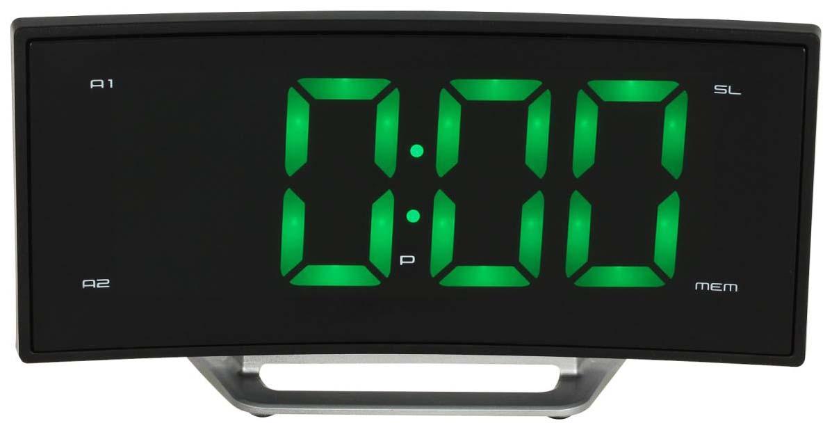 Радио-часы MAX CR 2905G