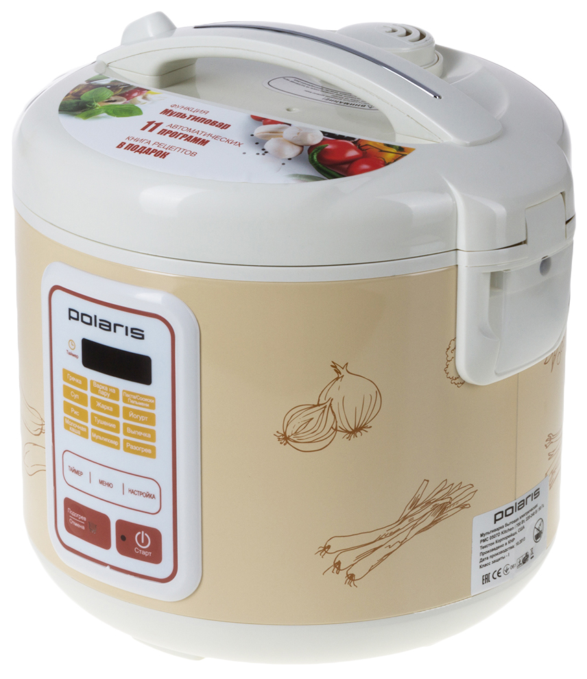 Мультиварка Polaris PMC 0507D Kitchen