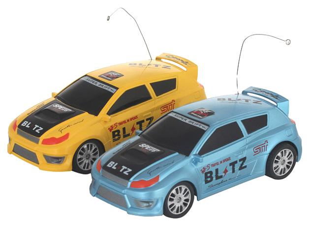Радиоуправляемая машинка Pilotage Top Racer No 4 RC47967