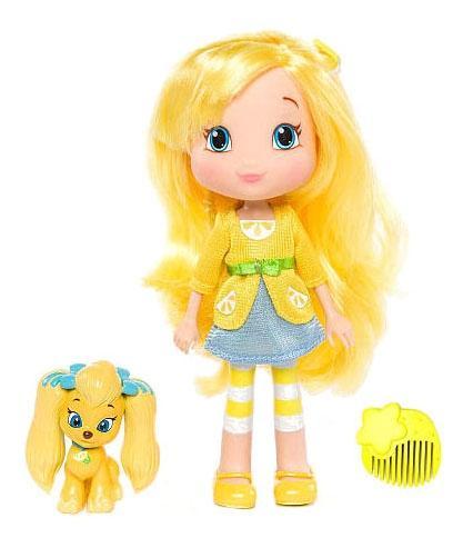 Купить Кукла Strawberry Shortcake Лимона с питомцем, 15 см, Классические куклы