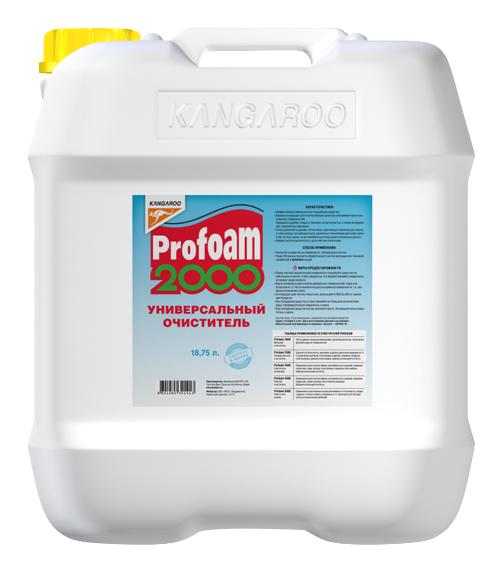 Очиститель Kangaroo Profoam 2000 (320409 18)