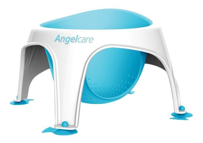 Купить Сидение для купания bath ring, голубой, Angelcare, Стульчики для купания малыша