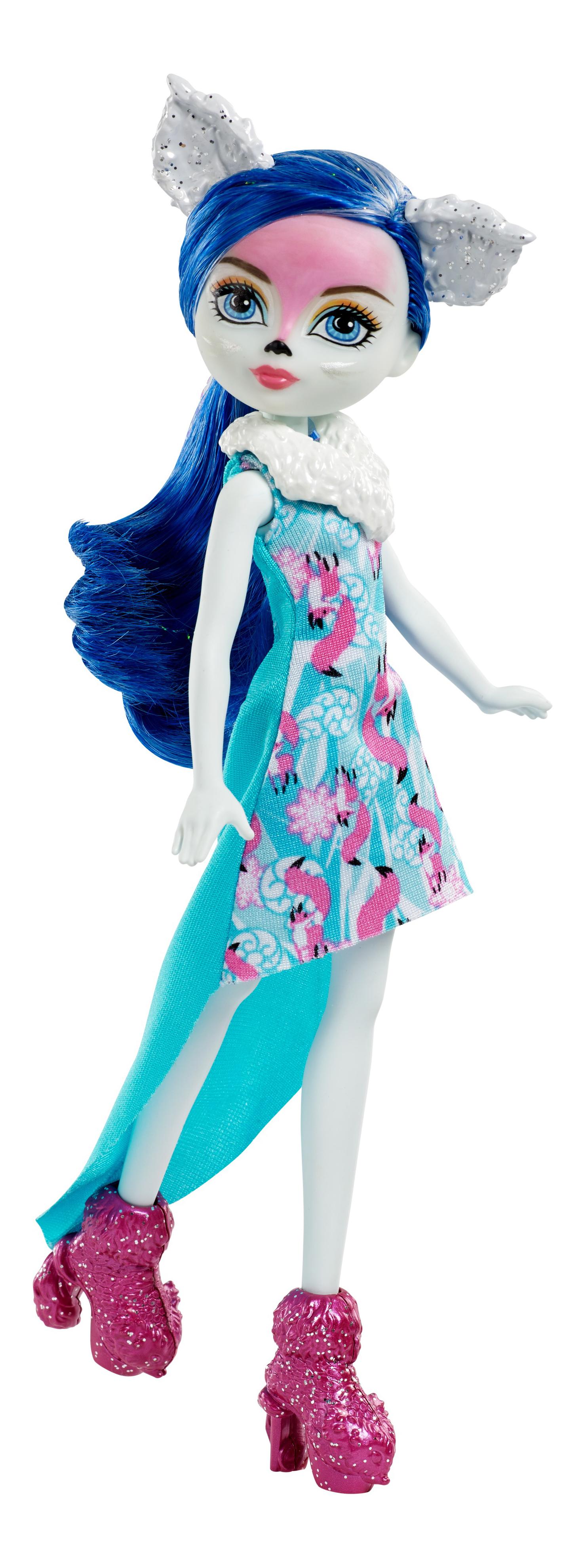 Купить Кукла Ever After High Заколдованная зима DNR63 DNR64, Куклы