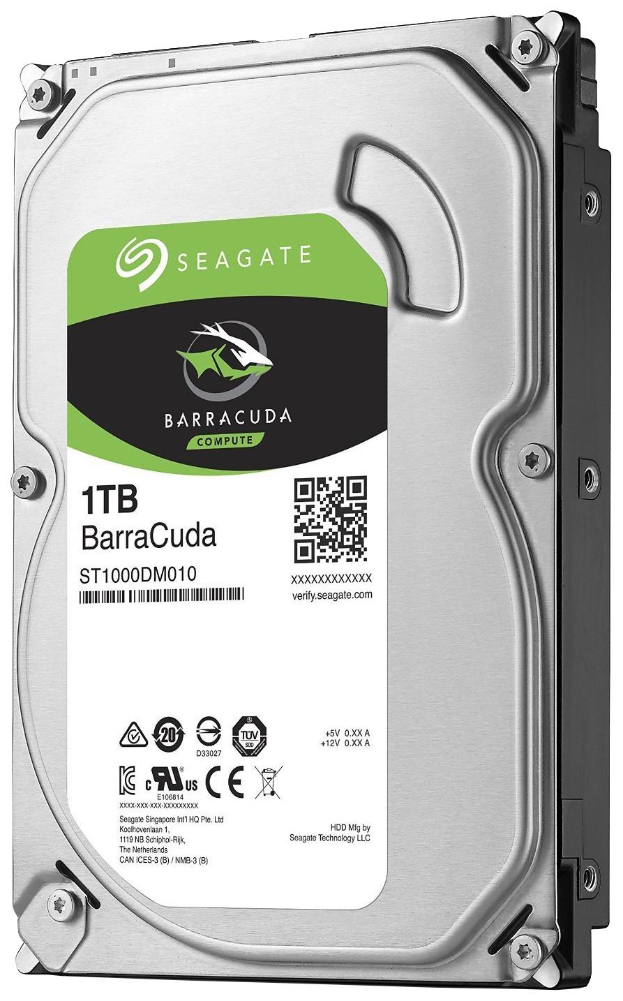 Жесткий диск SEAGATE ST1000DM010