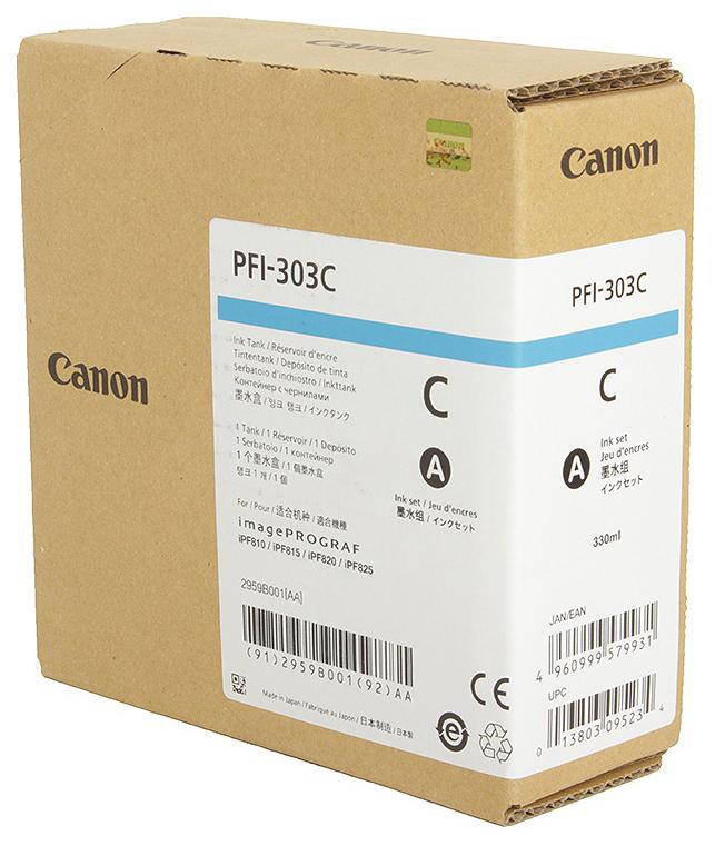 CANON PFI-303 C