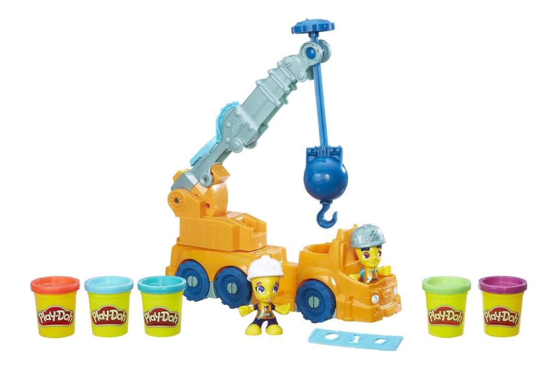 Купить Пластилин Hasbro Play-Doh Play-Doh B6281 Кран, Наборы для лепки Play-Doh