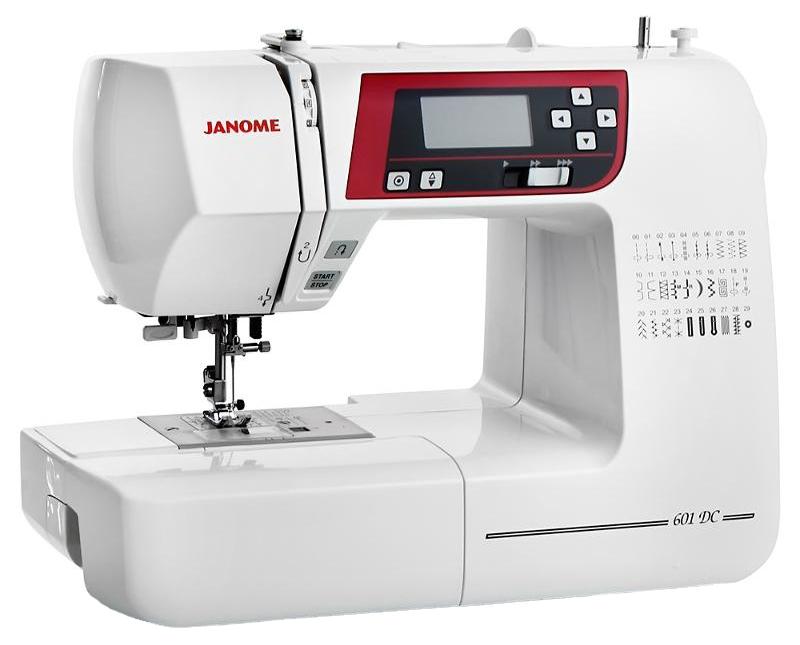 Швейная машина Janome DC 601