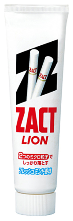 Зубная паста Lion Zact Whitening 100 г фото