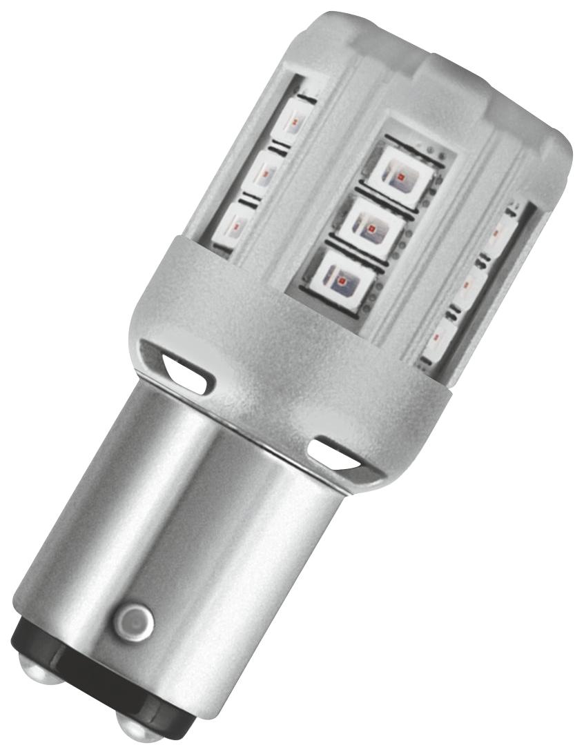 Лампа светодиодная автомобильная OSRAM 1W 12V BAY15D