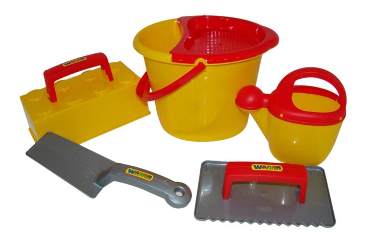 Набор игрушечных инструментов Полесье Набор каменщика