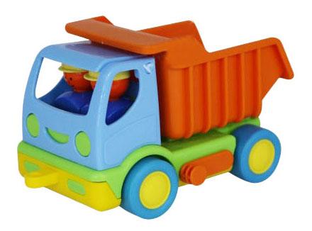 Купить Автомобиль-самосвал Мой первый грузовик , Самосвал Полесье Мой первый грузовик, Строительная техника