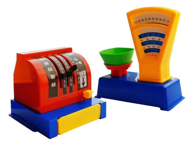 Супермаркет игрушечный Пластмастер Плэйдорадо Магазин.