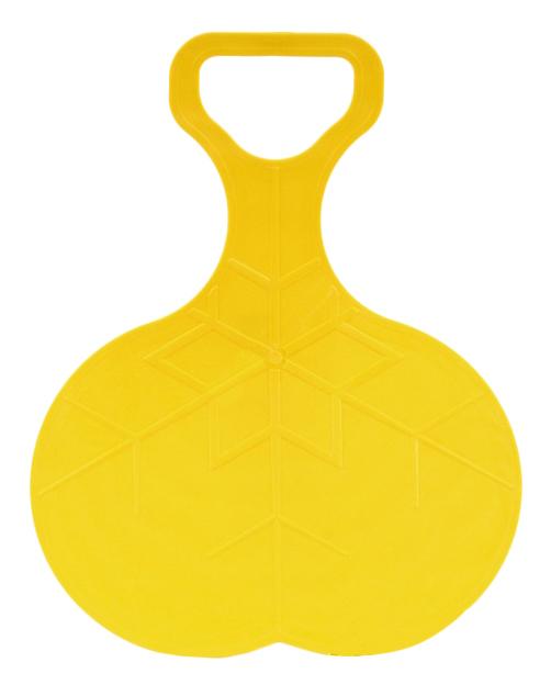 Санки-ледянки малые желтые Совтехстром фото