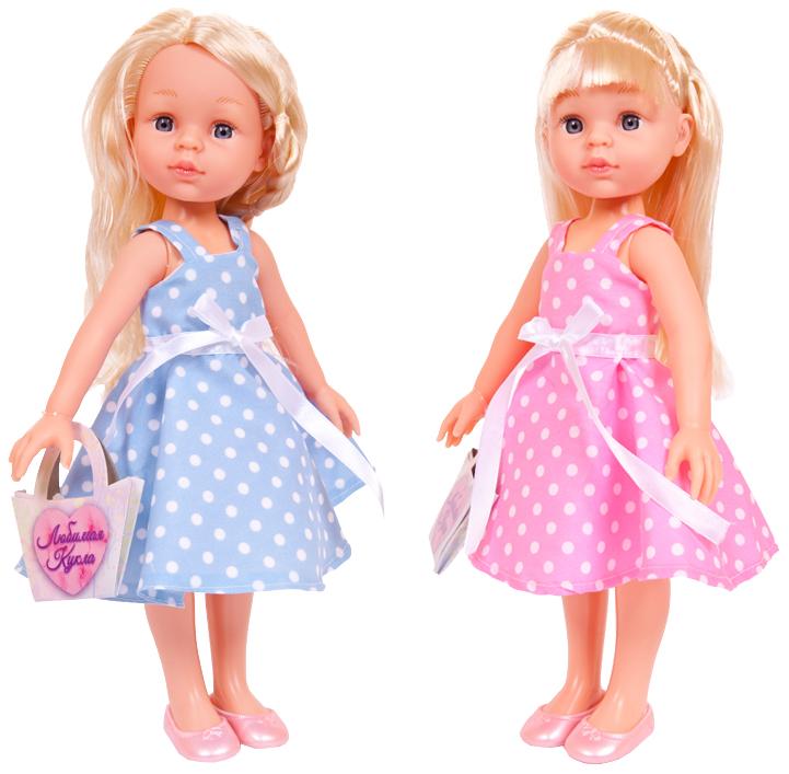 Кукла ABtoys Времена года PT-00511 30 см