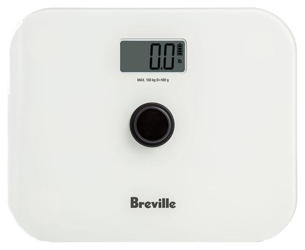 Весы напольные Breville N360 White