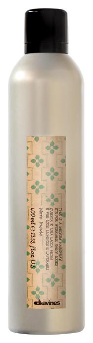 Купить Лак для волос Davines More Inside, This is A Medium Hold Hairspray 400 мл, more Inside This is A Medium Hold Hairspray