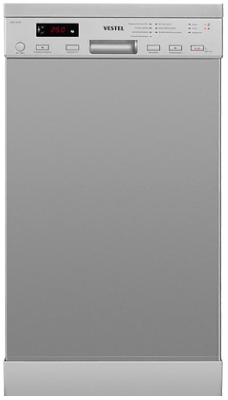 Посудомоечная машина 45 см Vestel VDWIT 4514X