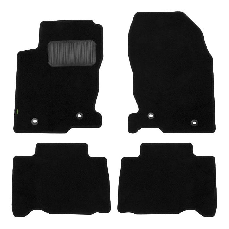 Комплект ковриков в салон автомобиля Autofamily для Lexus (KVR02297101210kh)
