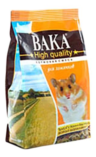 Корм для хомяков Вака High Quality 0.5 кг 1 шт