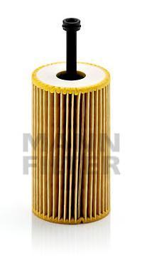 Фильтрующий элемент масляного фильтра MANN-FILTER HU612X