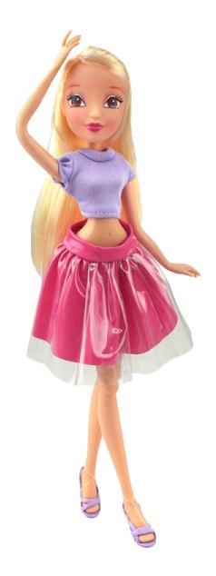 Коллекционная кукла Winx Городская магия-2 Stella