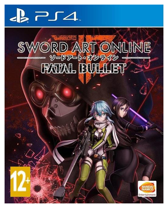 Игра Dimps Sword Art Online: Fatal Bullet