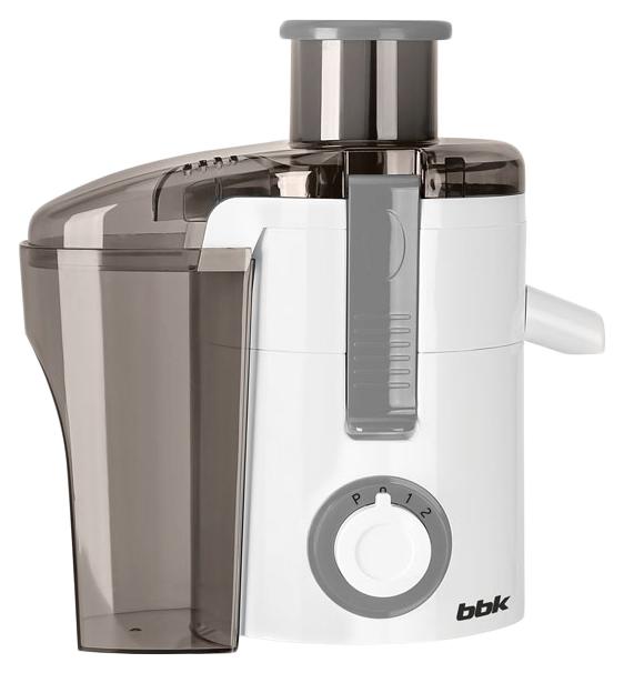 Соковыжималка центробежная BBK JC060 H11 white/grey
