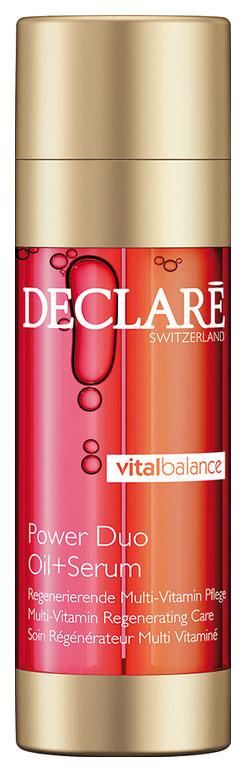 Купить Сыворотка для лица Declare Vital Balance Power Duo Oil & Serum 20 мл x 2 шт