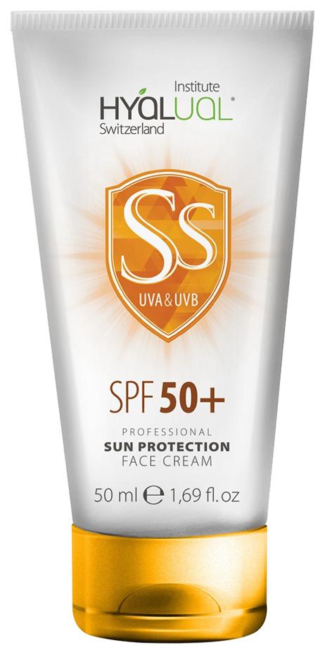 Солнцезащитное средство Institute Hyalual Крем Safe Sun Face Cream SPF-50 50 мл
