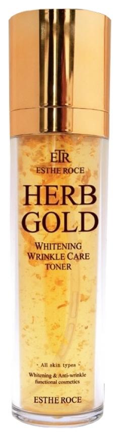 Тоник для лица Deoproce Estercose Herb Gold