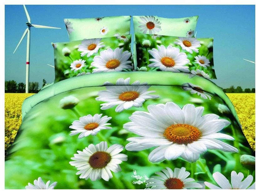 Комплект постельного белья Mioletto 3D сатин D-006