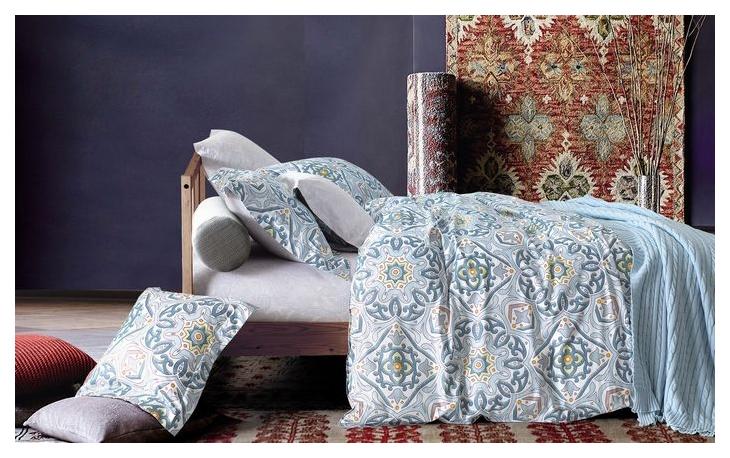 Комплект постельного белья Mioletto сатин люкс семейный