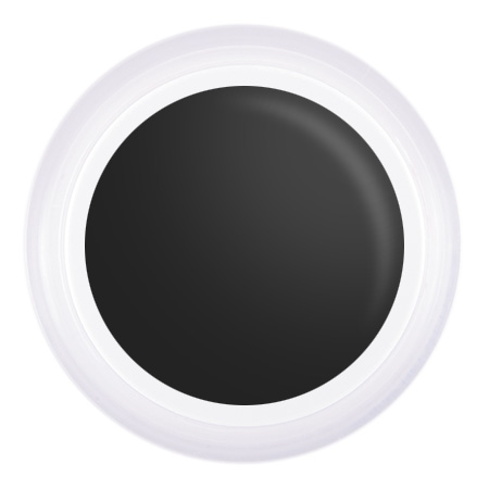 Гель-краска Patrisa Nail AE75 черная №T2 стемпинг, аэропуффинг, китайская роспись, 5 гр