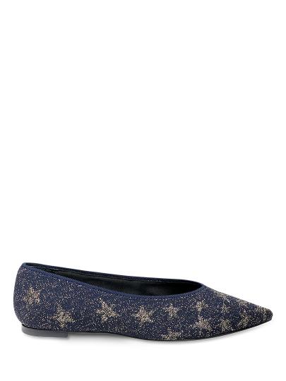 Туфли женские Ash синие