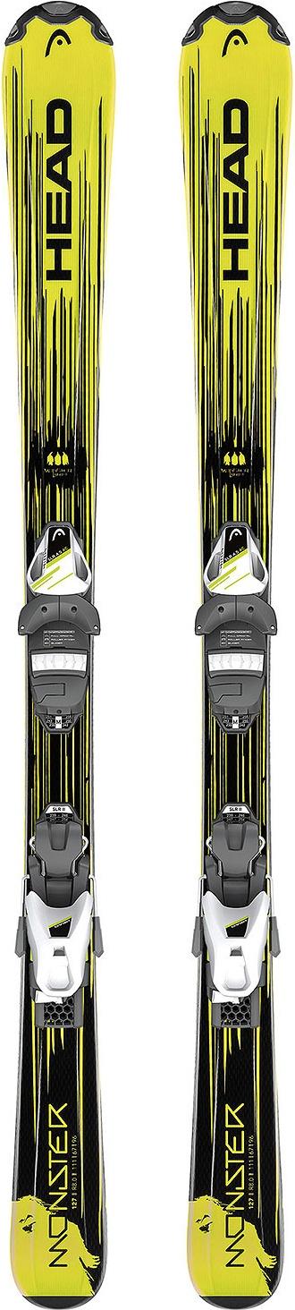 Горные лыжи Head Monster SLR 2 +
