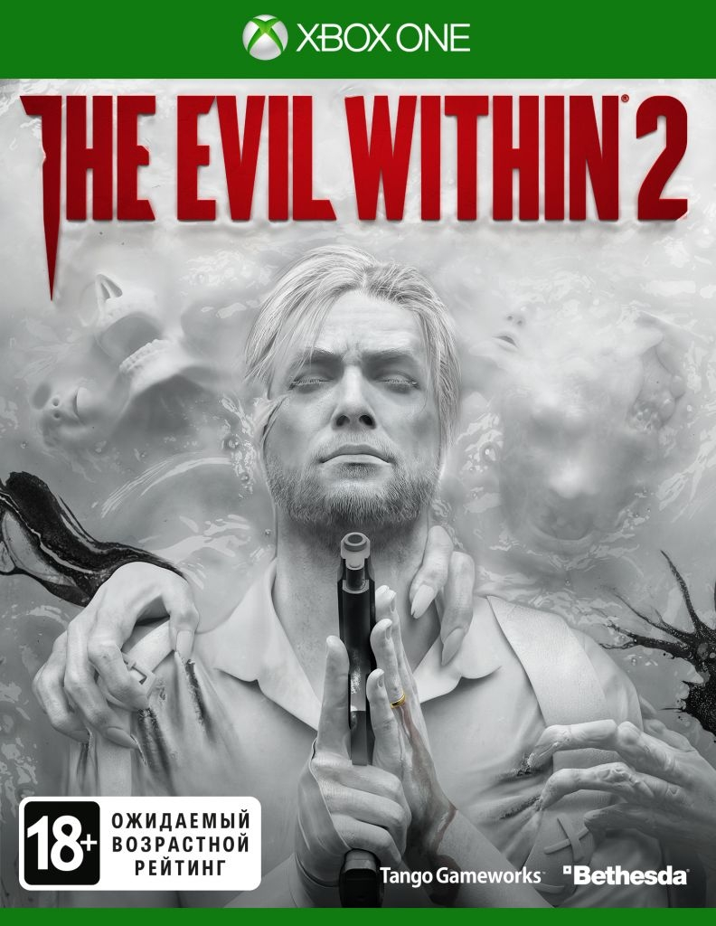 Игра Evil Within 2 для Xbox One Bethesda ИГРА XBOX ONE EVIL WITHIN 2 RU