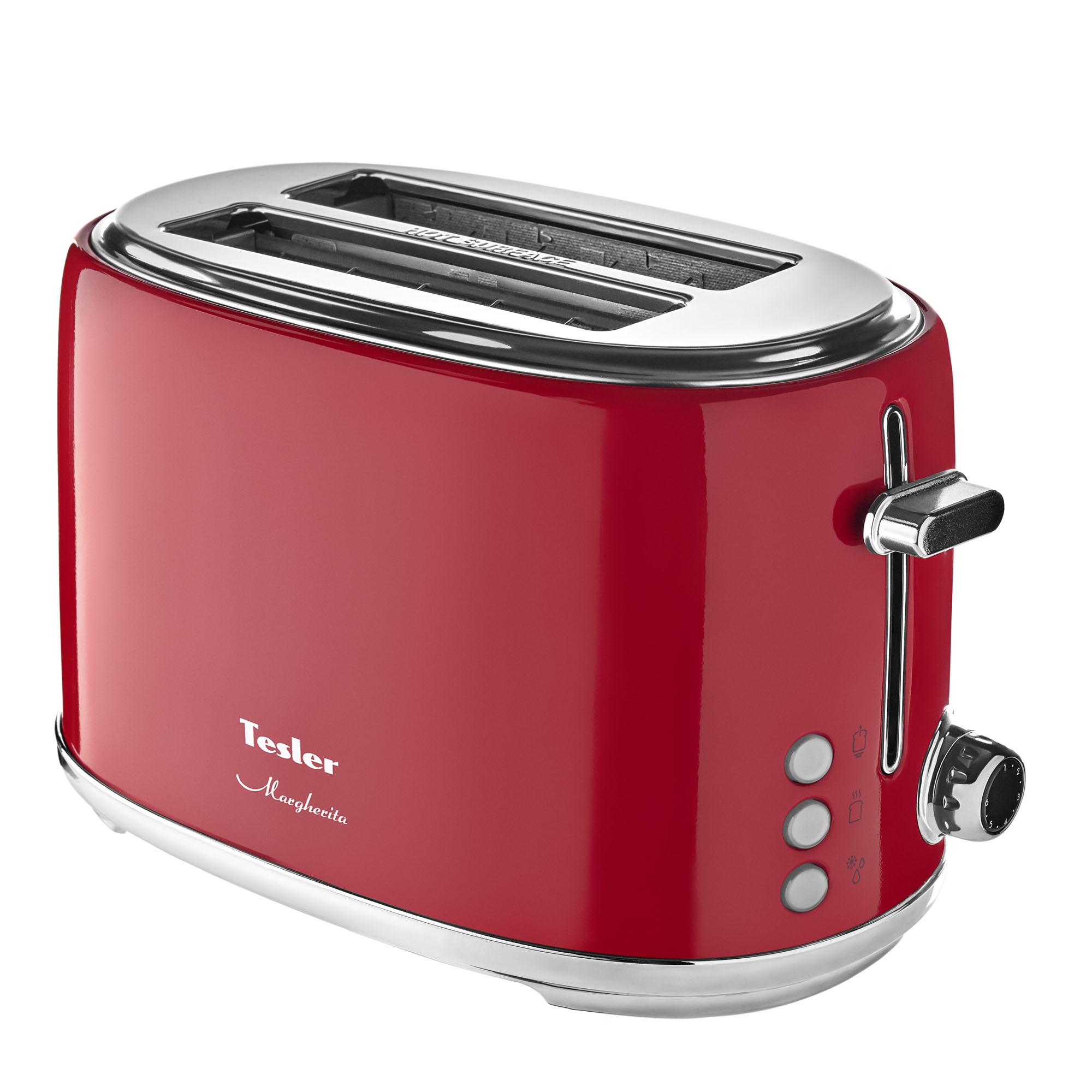 Тостер TESLER TT 255 Red