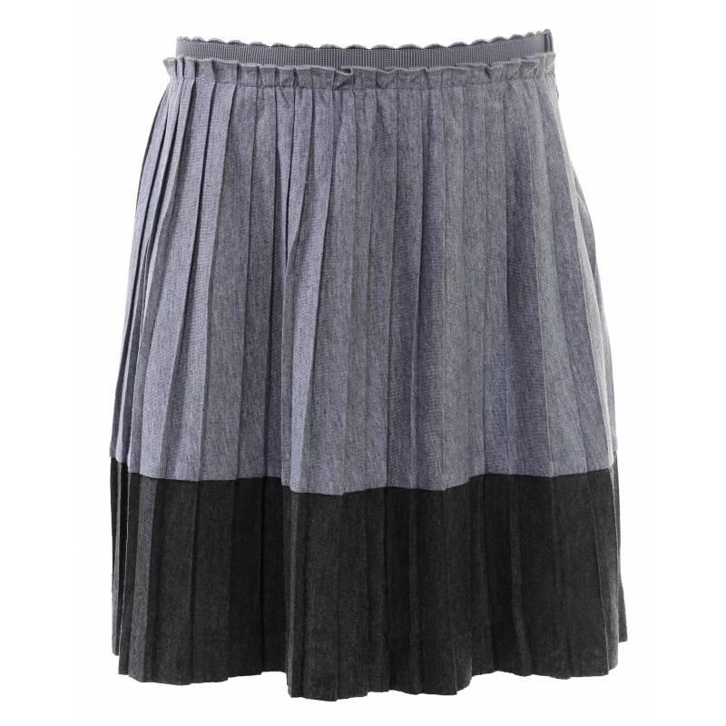 Купить 364059, Юбка S'COOL!, цв. серый, 122 р-р, S'Cool, Юбки для девочек