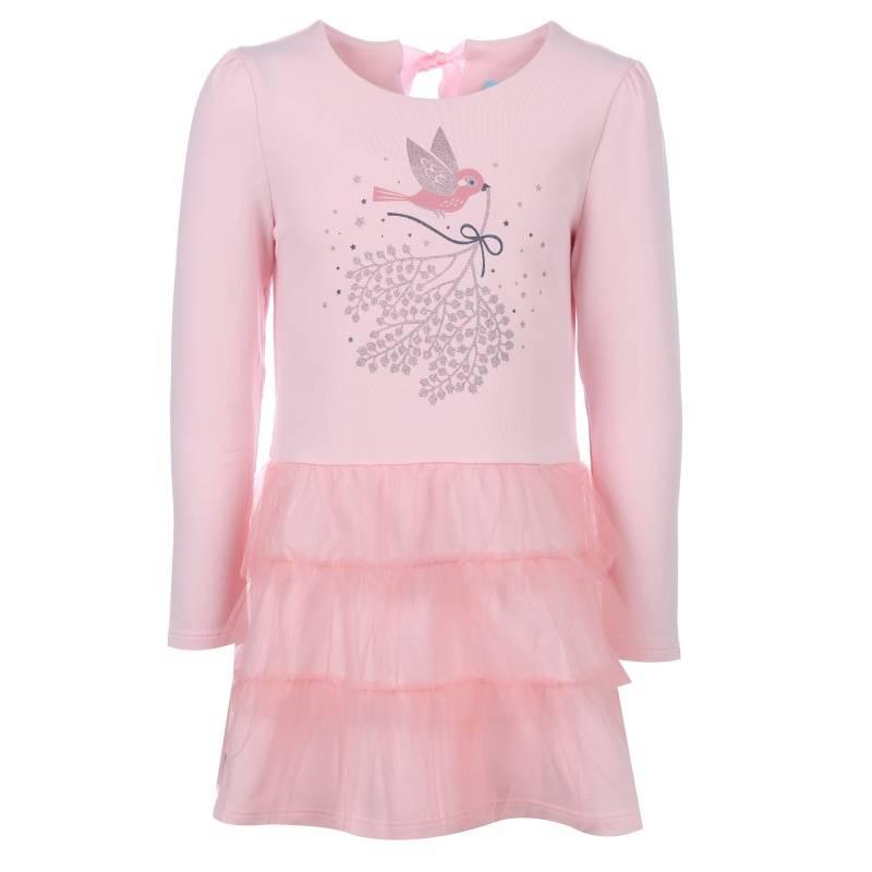 Купить Платье Goldy, цв. розовый, 98 р-р, Детские платья и сарафаны