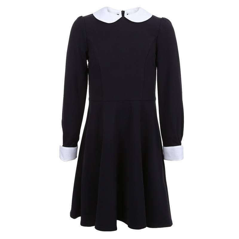 Купить ШФ-816, Платье SkyLake, цв. темно-синий, 30 р-р, Платья для девочек