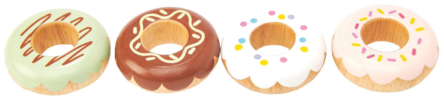 Игрушечная еда Le Toy Van Набор пончиков