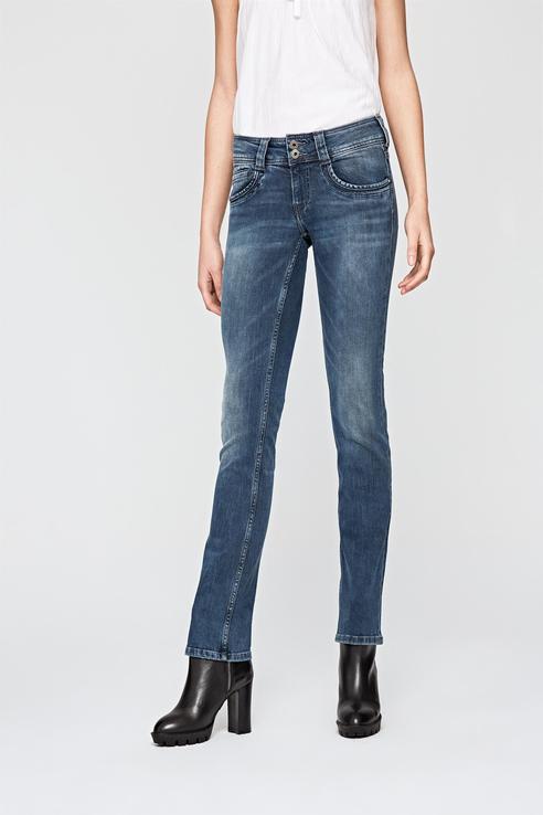 Джинсы женские Pepe Jeans PL201157WE60 синие 25/34